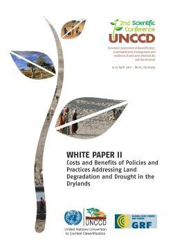 Desertification and Land degradation Research Papers